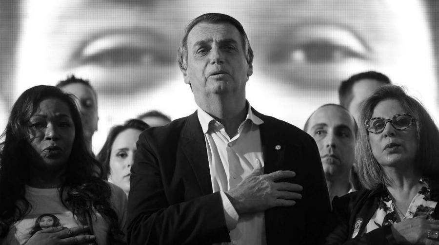 Brasil jair Bolsonaro acto la-tinta
