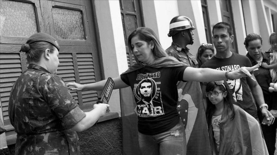 Brasil votantes de Bolsonaro la-tinta