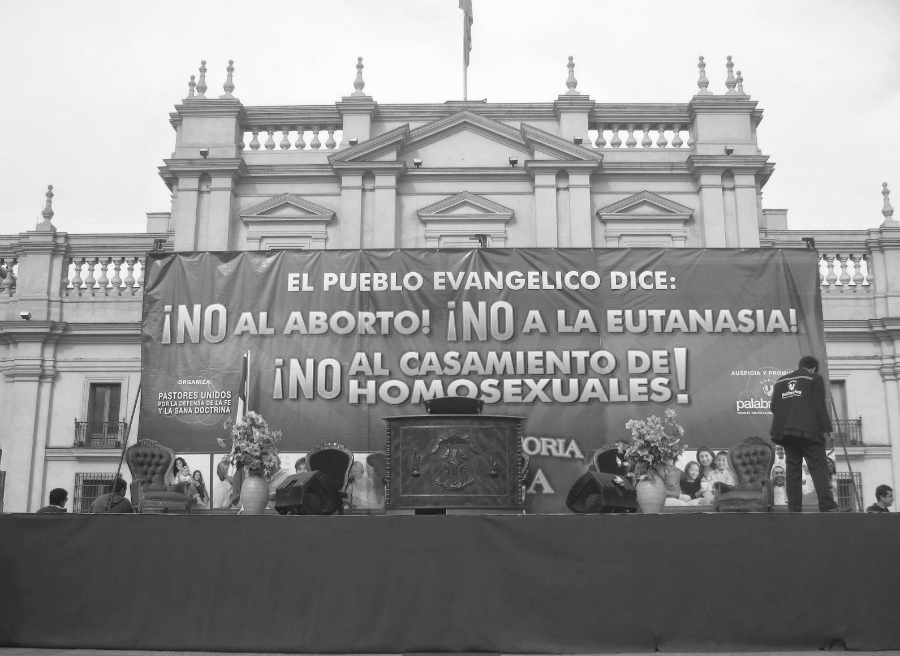 Chile evnagelicos contra el aborto la-tinta