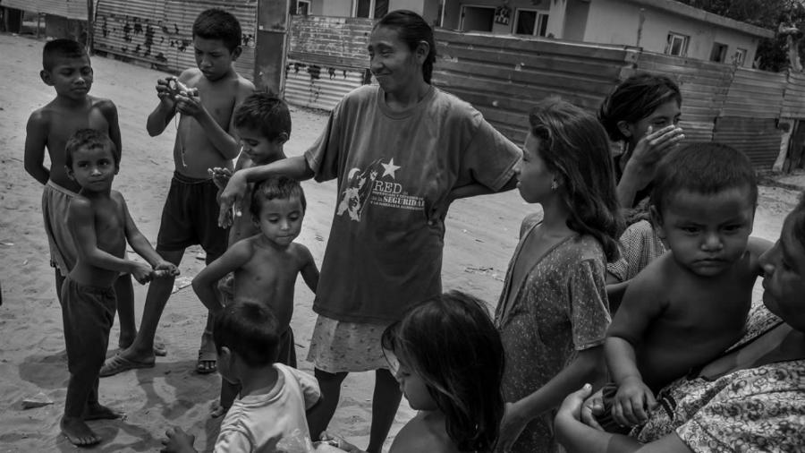 Colombia pobreza pueblos originarios la-tinta