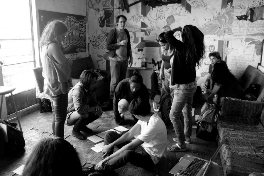 Ecuador Colectivo miradas criticas desde el feminismo la-tinta