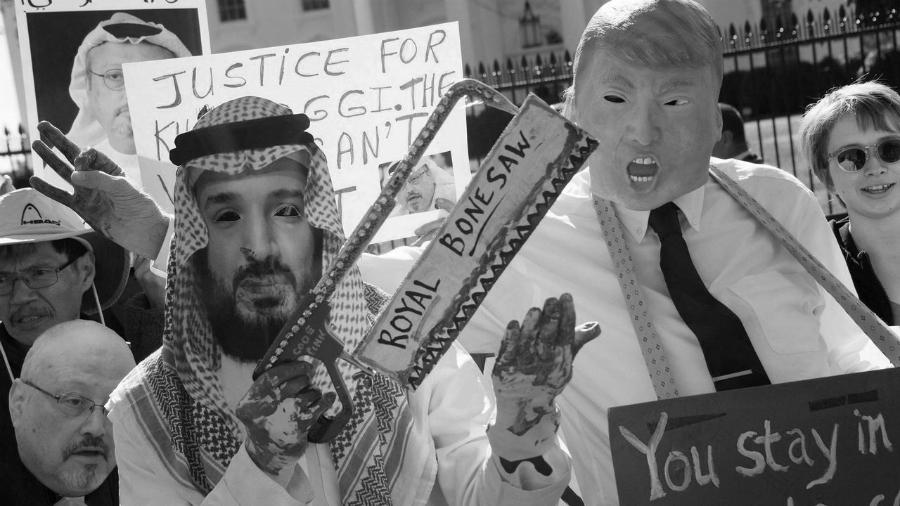 Estados Unidos protesta por Khashoggi la-tinta
