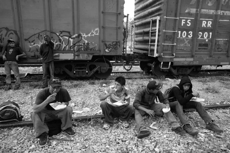 Mexico migrantes centroamericanos la-tinta