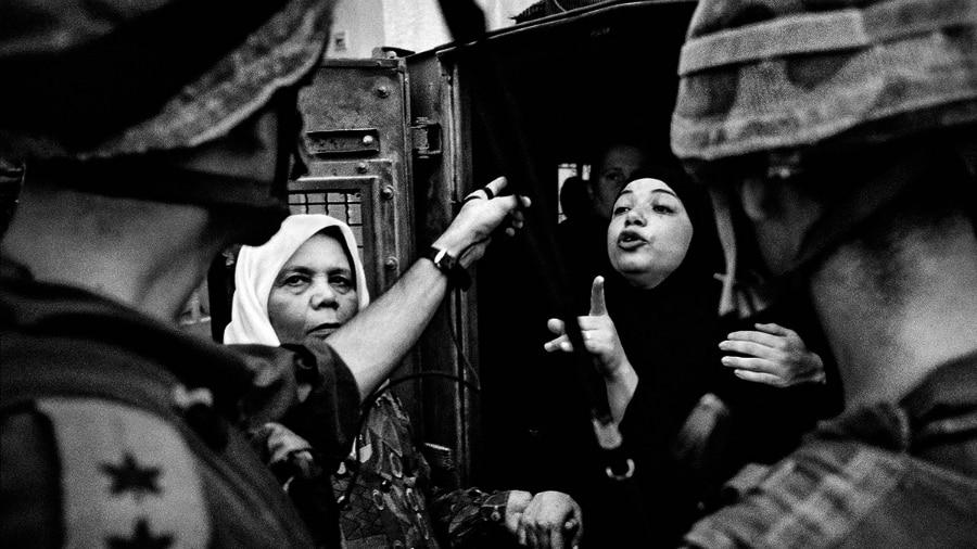 Palestina Mujeres que resisten la-tinta