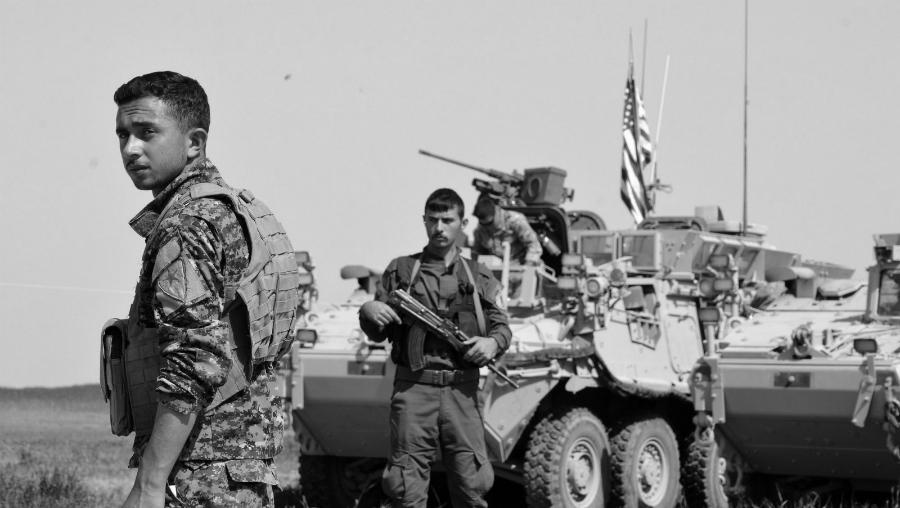 Siria FDS kurdos Estados Unidos la-tinta