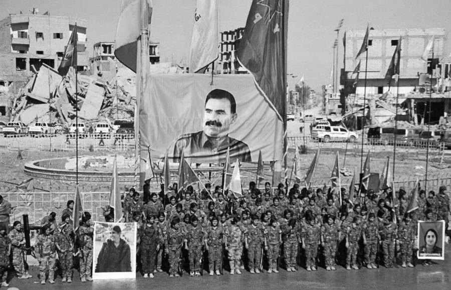 Siria Raqqa YPJ liberacion