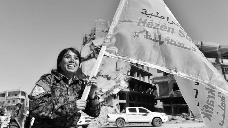 Siria Raqqa comandante FDS la-tinta
