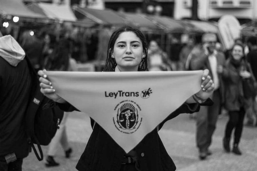 Uruguay campaña ley trans la-tinta