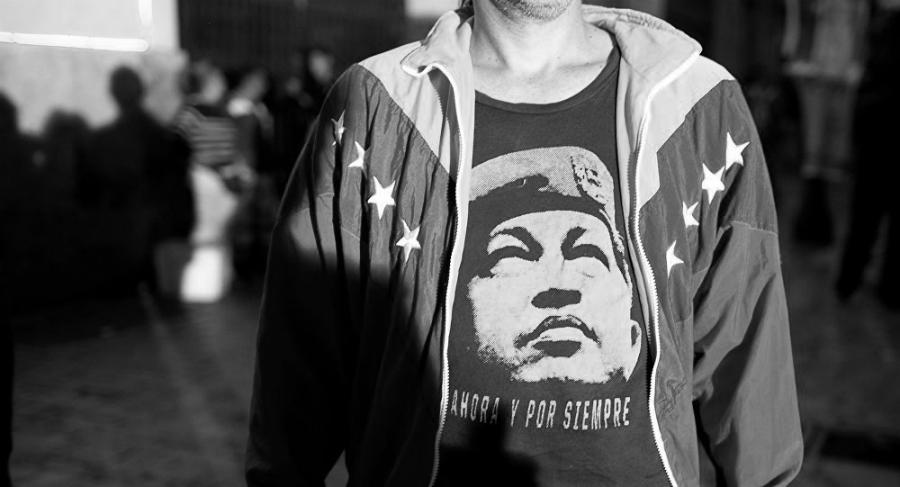 Venezuela Chavez pueblo la-tinta