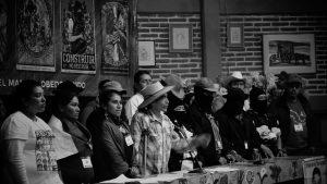 """El Concejo Indígena de Gobierno y la necesidad de """"sanar junto a la madre tierra"""""""