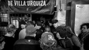 La Asamblea de Villa Urquiza resistió su desalojo