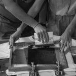 Serigrafía: democratizar el oficio