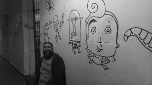 Luis Paredes: dibujen, dibujen, dibujen