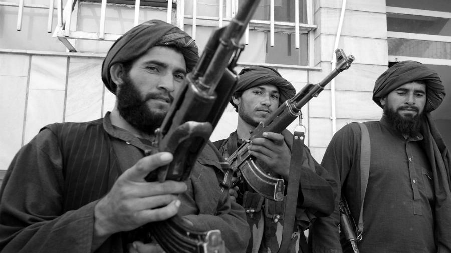 Afganistan taliban combatientes la-tinta