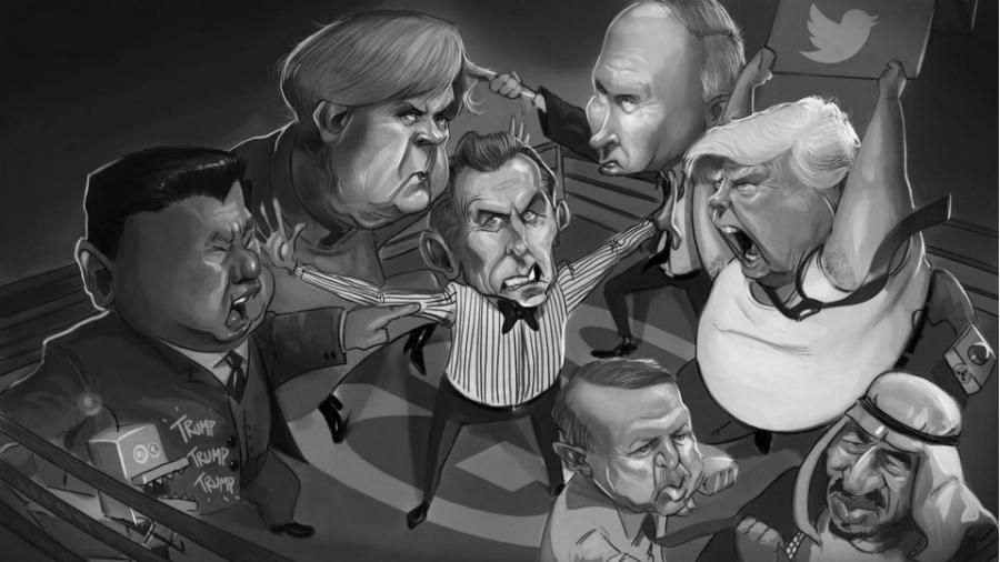 Argentina G20 presidentes la-tinta