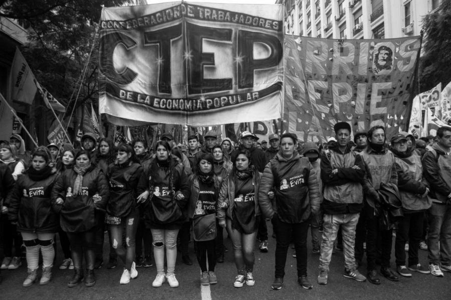 Argentina movimientos sociales la-tinta