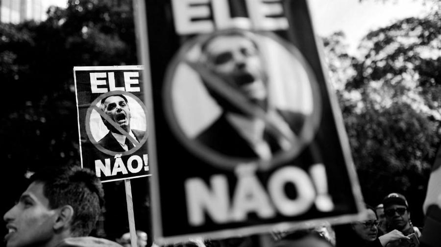 Brasil Ele Nao la-tinta