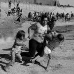 Gases lacrimógenos made in USA contra la Caravana Migrante