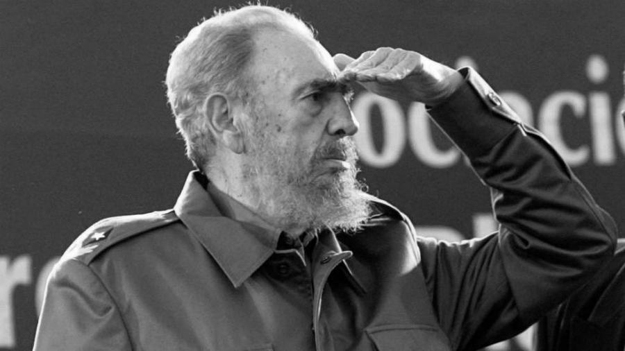 Cuba Fidel Castro Ruz la-tinta