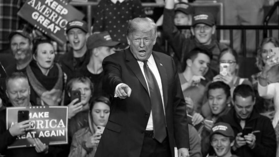 Estados Unidos Donald Trump elecciones la-tinta
