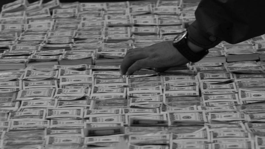 Estados Unidos dolares la-tinta