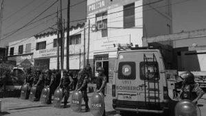 Masacre en una comisaría del terror en Esteban Echeverría