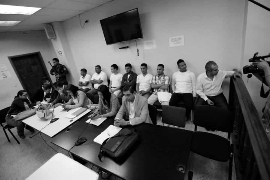 Honduras condenas responsables asesinato Caceres la-tinta