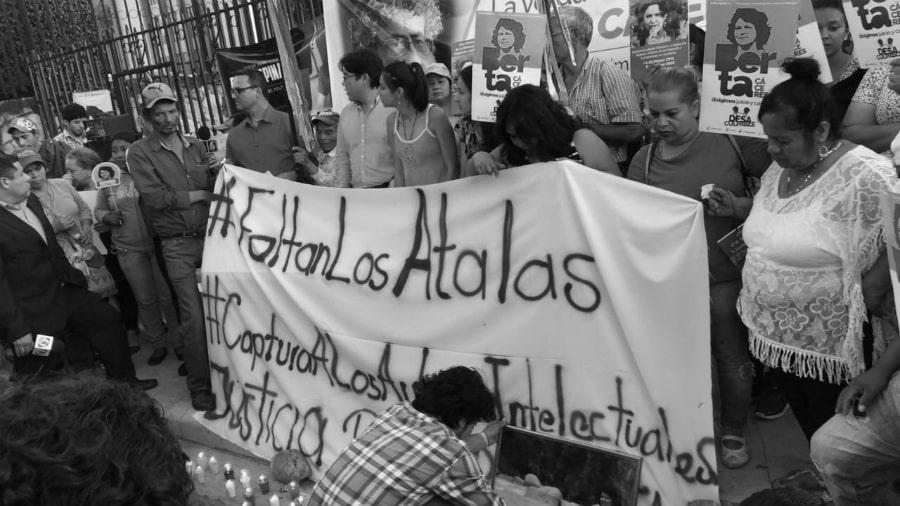 Honduras juicio Berta Caceres sentencia la-tinta