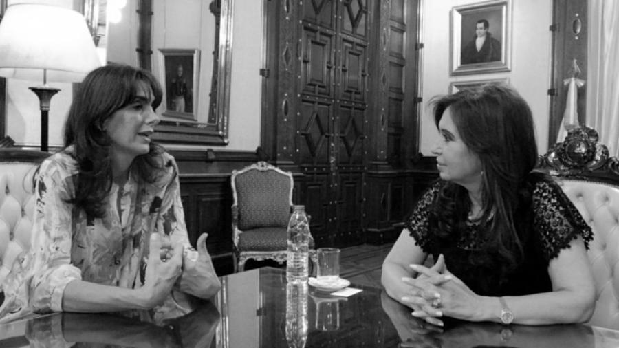 Maria Eguenia Bielsa MEB CFK