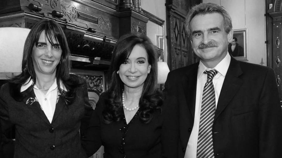Maria Eugenia Bielsa CFK Rossi