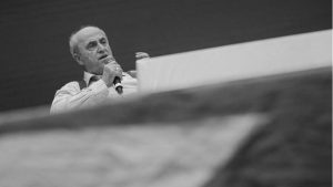 """Elias Sanbar: """"El pluralismo es la identidad profunda de Palestina"""""""