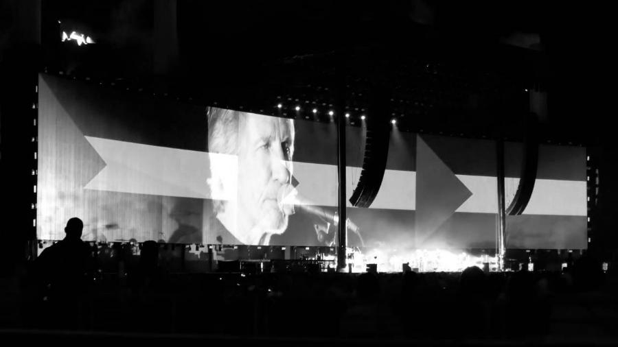 Palestina Roger Waters concierto la-tinta