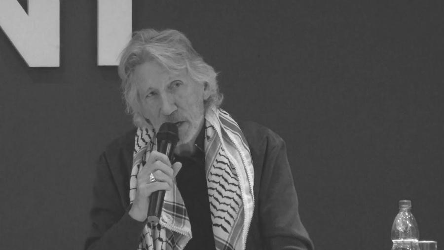 Palestina Roger Waters en Uruguay la-tinta