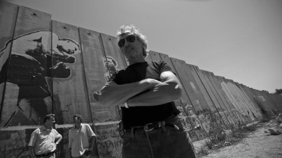 Palestina Roger Waters muro de separacion la-tinta