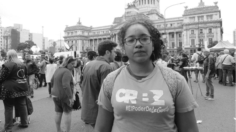 Venezuela Zuelima Vergel movimiento campesino la-tinta