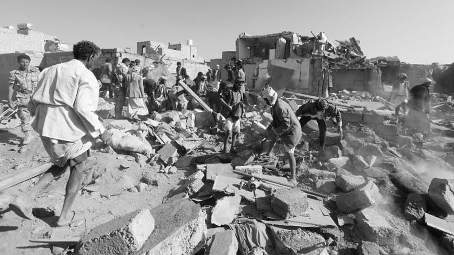Yemen: el infierno creado por Arabia Saudí