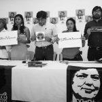 """Familia de Berta Cáceres: """"Nos declaramos en rebeldía contra la farsa y la injusticia"""""""