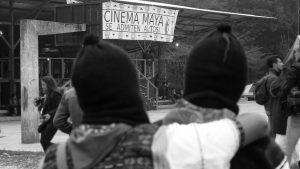 Festival de Cine Zapatista, palomitas de maíz en las montañas del sureste mexicano