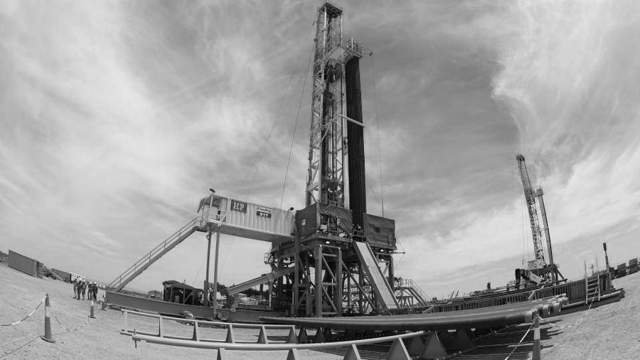 fracking extractivismo medios vaca muerta