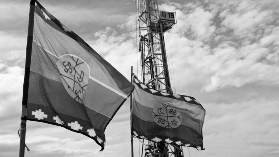 mapuche fracking vaca muerta extractivismo