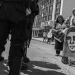 Otro día de cacería de mapuche