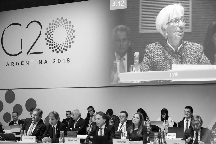 Argentina G20 FMI la-tinta