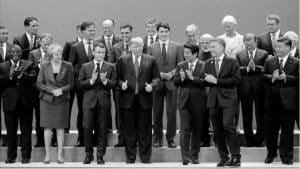 G20: una declaración final que esconde la falta de consenso