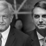 El 2019 oscilará entre Bolsonaro y López Obrador