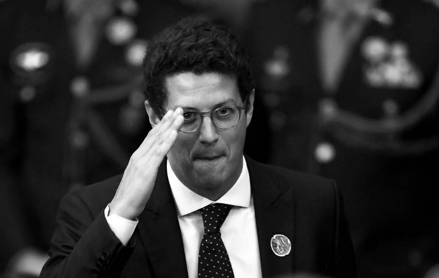 Brasil Ricardo Salles ministro medio ambiente la-tinta