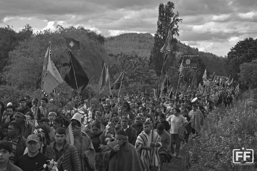 Chile pueblo mapuche movilizado la-tinta