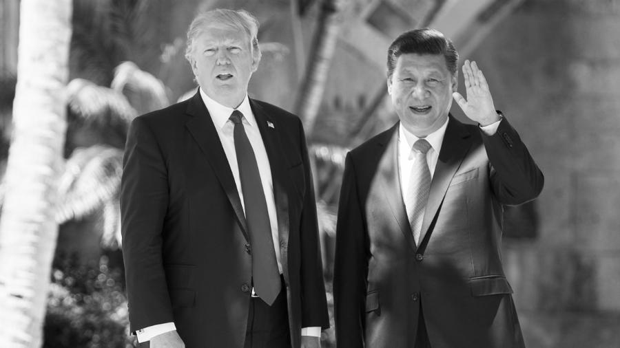 China Estados Unidos presidentes la-tinta