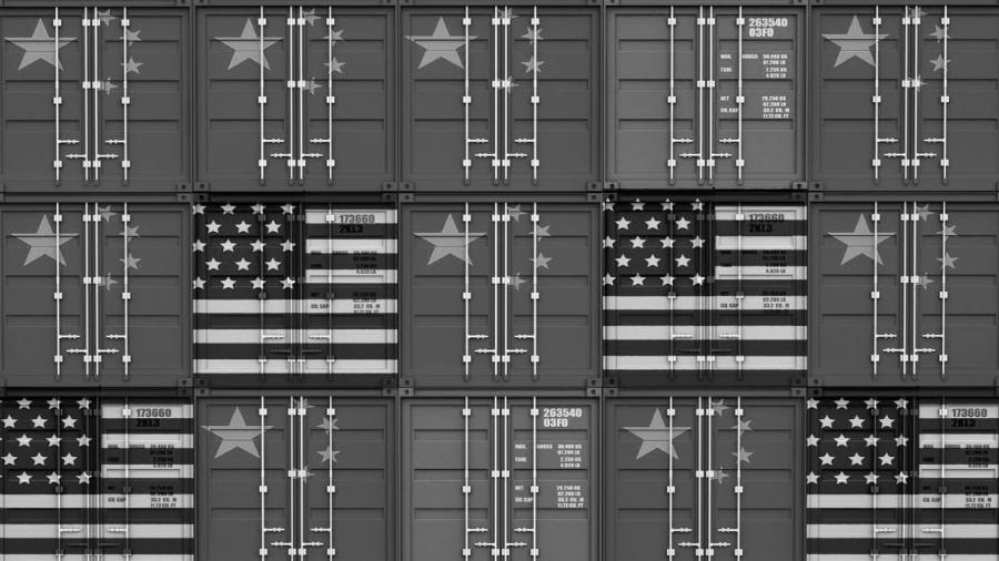 Estados Unidos China guerra comercial la-tinta