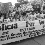 """Masacre de Esteban Echeverría: """"Sabemos quiénes son los responsables y queremos que paguen"""""""
