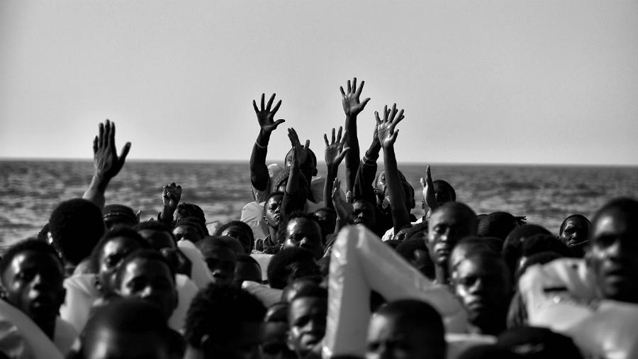Europa inmigrantes africanos